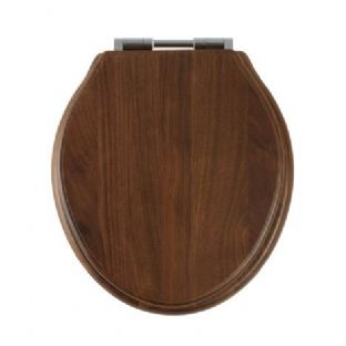 Roper Rhodes - Greenwich Soft Close Toilet Seat (Walnut) - 8099AWSC